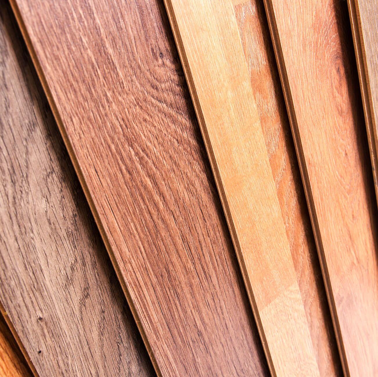 wood flooring